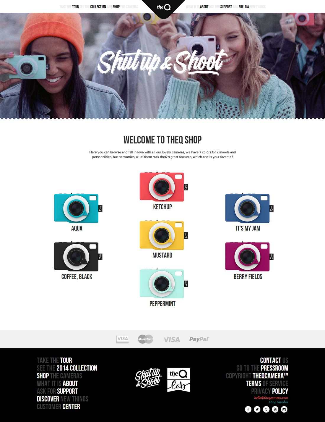 TheQ Camera - 2