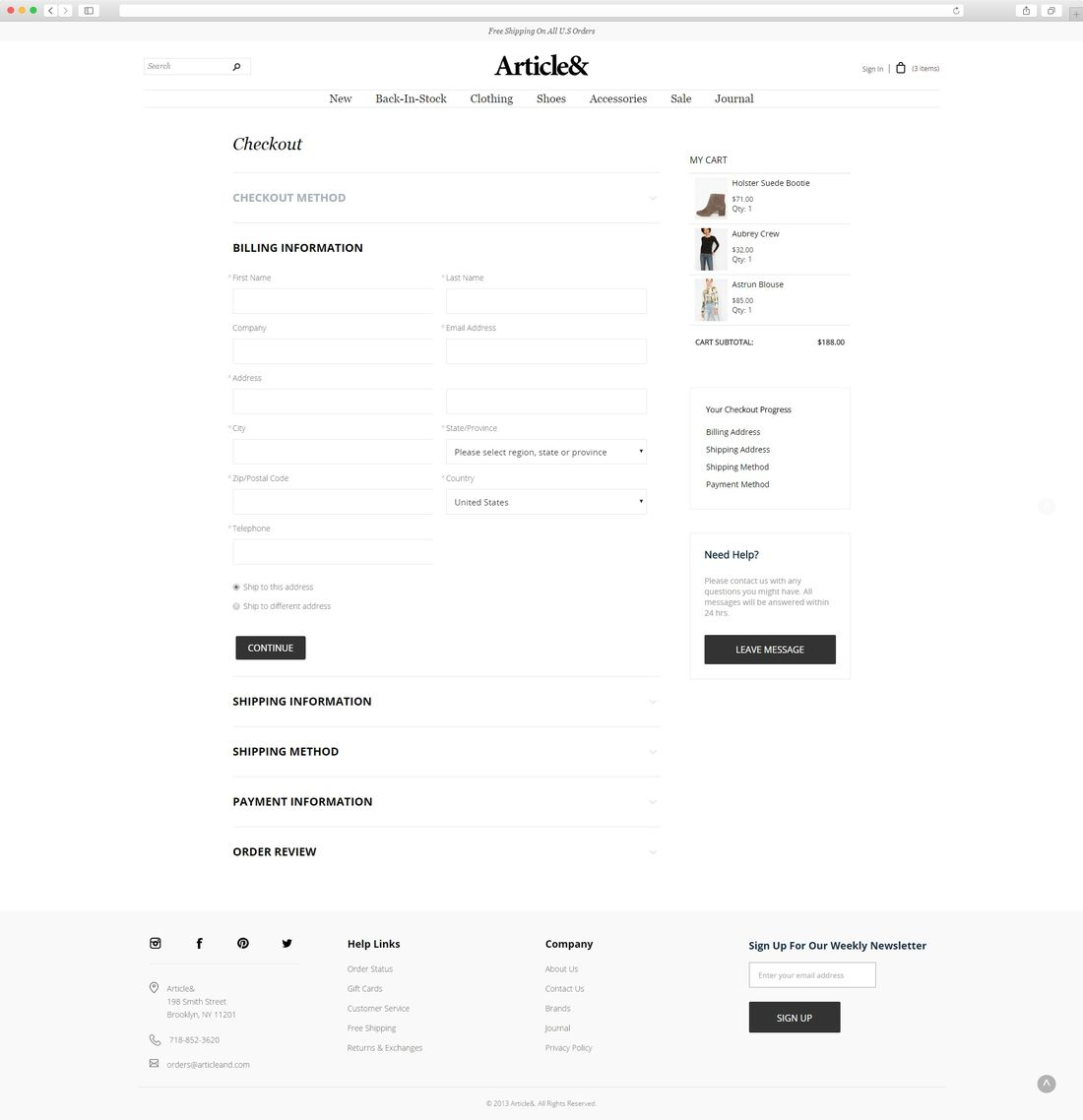 article_checkout